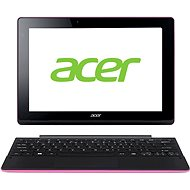 Acer Aspire Switch 10E + 64 gigabytes to 500 gigabytes HDD dock and keyboard Pink Black