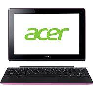 Acer Aspire Schalter 10E + 64 Gigabyte bis 500 Gigabyte HDD-Dock und Tastatur-Rosa-Schwarz