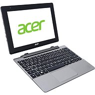 Acer Aspire Switch V 10 64GB + Dock mit Tastatur eisengrau