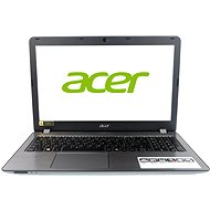 Acer Aspire F15 Sparkly Silver Aluminium - Notebook