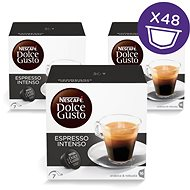 Nescafé Dolce Gusto Espresso Intenso 16 capsules x 3 - Coffee Capsules