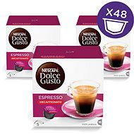 Nescafé Dolce Gusto Espresso Decaffeinato Red 16 ksx3
