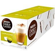 Nescafé Dolce Gusto Cappuccino 16 pcs x 3