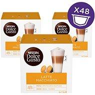 Nescafé Dolce Gusto Latte Macchiatto 16 Stück x 3 - Kaffeekapseln