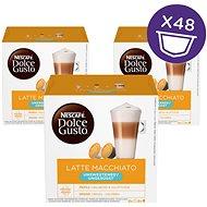 Nescafé Dolce Gusto Latte Macchiatto zuckerfrei 16 Stück x 3