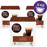 Nescafé Dolce Gusto Caffé Lungo Intenso 16ks x 3