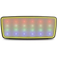 NGS Roller Glow černý - Bezdrátový reproduktor