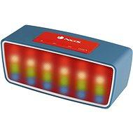 NGS Roller Glow modrý - Bezdrátový reproduktor