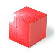 NGS Roller Cube červený - Bezdrátový reproduktor