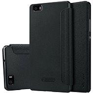 Nillkin Sparkle Folio pro Huawei Ascend P8 Lite černé - Pouzdro na mobilní telefon
