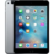 iPad mini 4 with Retina display 32GB Cellular Space Gray - Tablet