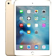 iPad mini 4 s Retina displejom 128GB Cellular Gold - Tablet
