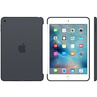 Silicone Case iPad mini 4 Charcoal Gray