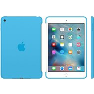 Silicone Case iPad mini 4 Blue
