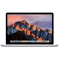 "MacBook Pro 15"" Retina DE 2016 mit Touch Bar Silber"