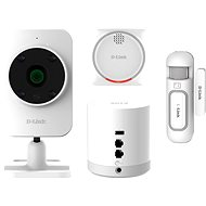 D-Link DCH-107KT Smart Home Security Kit (Smart Home, Sicherheitspaket, per App steuerbar)
