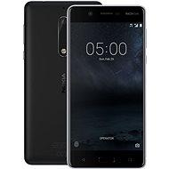 Nokia 5 Matte Black Dual SIM - Mobilní telefon