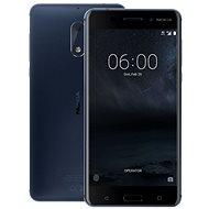 Nokia 6 Tempered Blue Dual SIM - Mobile Phone