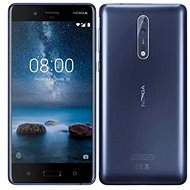 Nokia 8 Single SIM Polished Blue