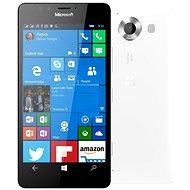 Microsoft Lumia 950 LTE bílá Dual SIM + příslušenství - Mobilní telefon