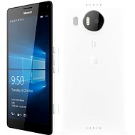 Microsoft Lumia 950 XL LTE bílá Dual SIM + příslušenství