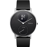 Nokia Steel HR Black (36mm) - Smartwatch