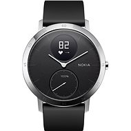 Nokia Steel HR Black (40mm) - Smartwatch