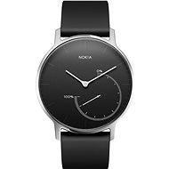 Nokia Activité Steel Black - Chytré hodinky