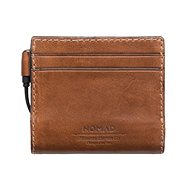 Nomad Leather Charging Wallet Slim