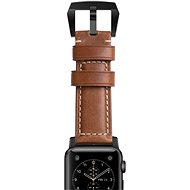 Nomad Horween Leather Strap Traditional Black