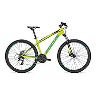 Focus Whistler Elite 27 Limegreen (2017) - Bicykel
