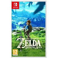 The Legend of Zelda: Breath of the Wild - Nintendo Switch - Hra pro konzoli