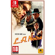 L.A. Noire - Nintendo Switch - Hra pro konzoli