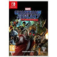 Guardians of the Galaxy: The Telltale Series - Nintendo Switch - Console Game