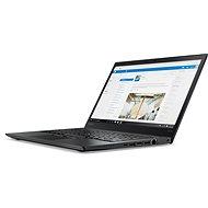 Lenovo ThinkPad T470s Black - Notebook