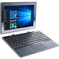Lenovo Miix 310-10ICR Silver 64GB + Dock mit Tastatur - Tablet PC