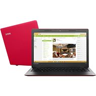 Lenovo IdeaPad 100s-14IBR Red - Notebook