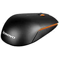 500 Lenovo Wireless Mouse Black