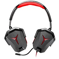 Lenovo Y Gaming Stereo Sound Headset Black - Headphones with Mic