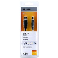 Belkin USB 2.0. A/B prepojovací, 1.8m