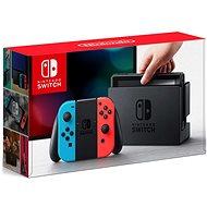 Nintendo Switch - Neon Red & Blue Joy-Con EU