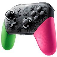 Nintendo Switch Pro Controller - Splatoon 2 Edition - Ovladač