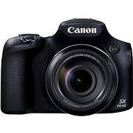 Canon Powershot SX60 HS Schwarz - Digitalkamera