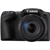 Canon PowerShot SX430 IS Schwarz - Digitalkamera