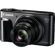 Canon Power SX720 HS schwarz - Digital-Kamera