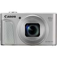 Canon PowerShot SX730 HS Silver - Digital Camera