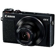 Canon PowerShot G9 X Black - Digitální fotoaparát