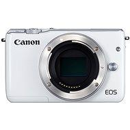 Canon EOS M10 weist Weiß