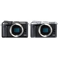 Canon EOS M6 - Digital Camera