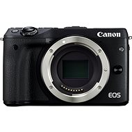Canon EOS M3 - Digitálny fotoaparát